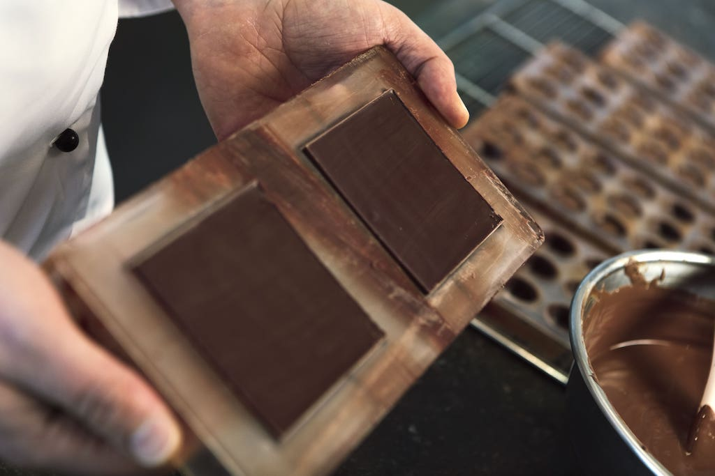 Chocolatier vormpjes-min
